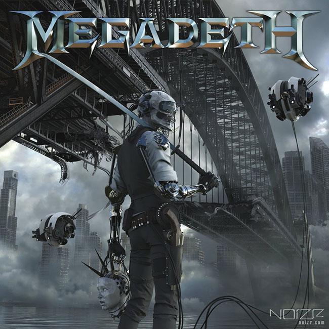 megadeth - cd