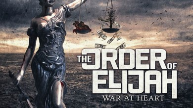 Photo of [CRÍTICAS] THE ORDER OF ELIJAH (USA) «War at heart» CD 2016 (Luxor Records)