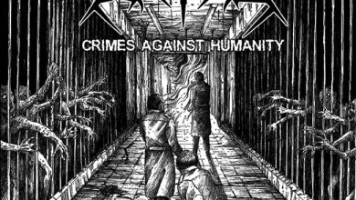 """Photo of [CRÍTICAS] RAPTURE (GRC) """"Crimes against humanity"""" CD 2015 (Witches Brew Records)"""