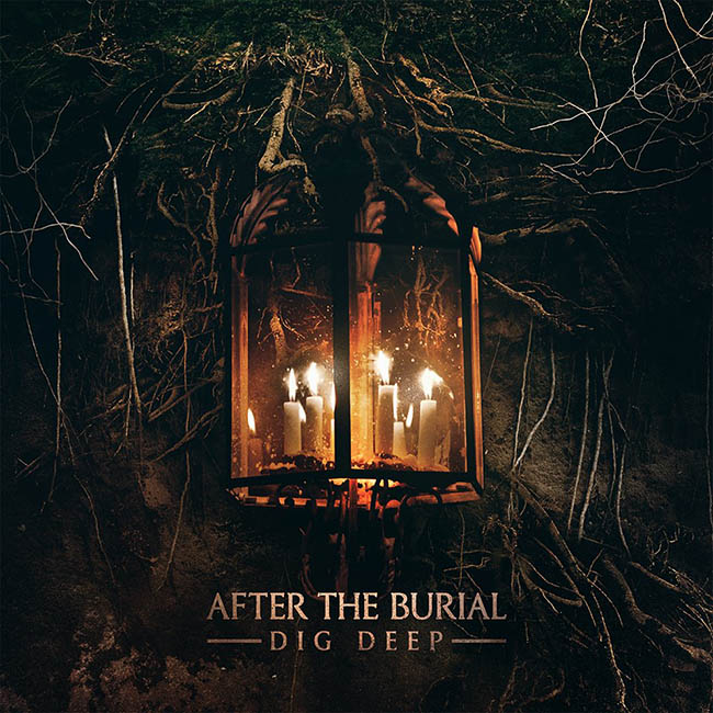 After The Burial - Dig Deep - web
