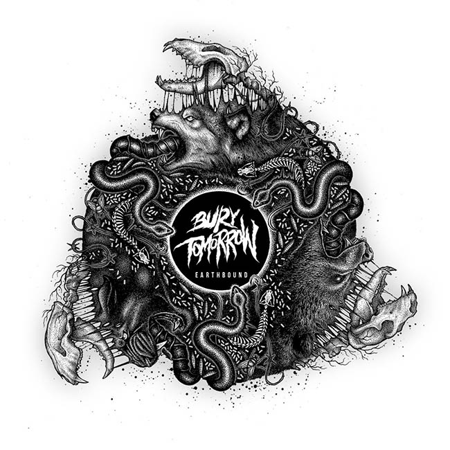 Bury Tomorrow - Earthbound - web