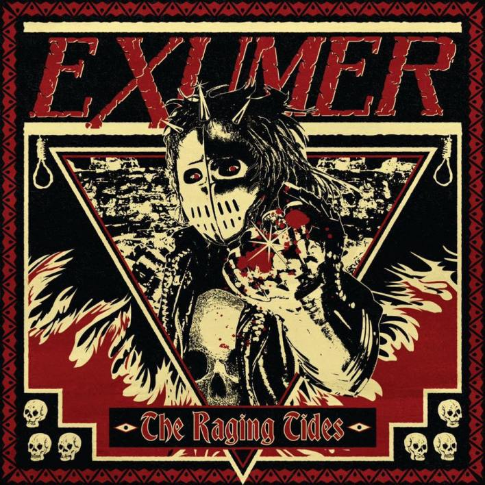 Exumer - The Raging Tides - web