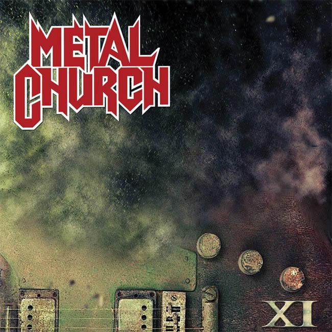 Metal church - xi - web