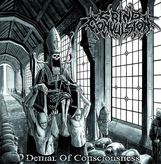 grind convulsion - denial - web