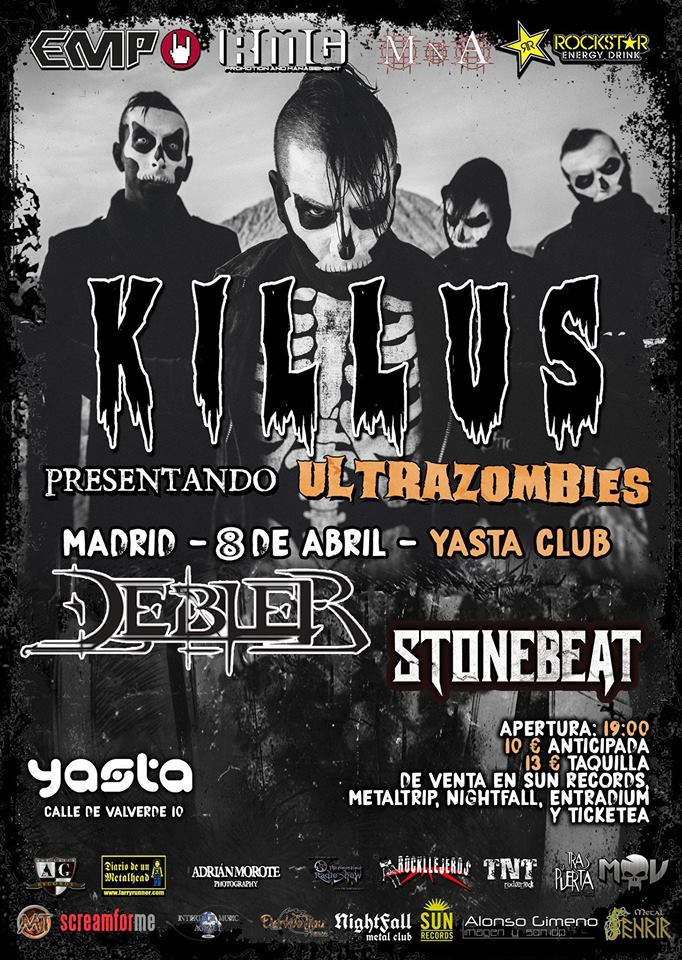 killus madrid