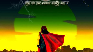 """Photo of [CRÍTICAS] GABRIELS (ITA) """"Fist of the seven stars – act I – fist of steel"""" CD 2016 (Diamonds Productions)"""