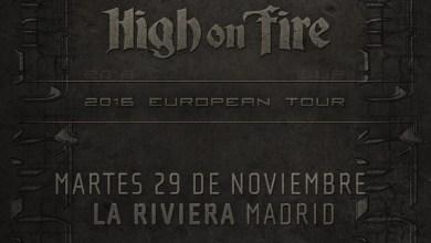 Photo of [GIRAS Y CONCIERTOS] MESHUGGAH, acompañados de HIGH ON FIRE, nos aplastarán en noviembre (Madness Live!)