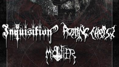 Photo of [GIRAS Y CONCIERTOS] INQUISITION & ROTTING CHRIST en una brutal y extrema gira en el mes de septiembre (Madness Live!)
