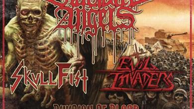 Photo of [GIRAS Y CONCIERTOS] El mejor Thrash Metal en octubre de la mano de CRISIX, SUICIDAL ANGELS, SKULL FIST y EVIL INVADERS (Madness Live!)