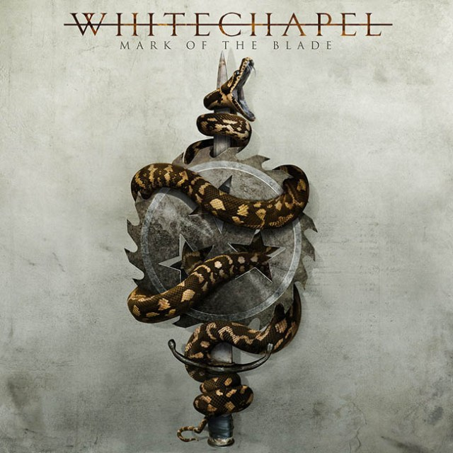 Whitechapel - Mark of the Blade - web