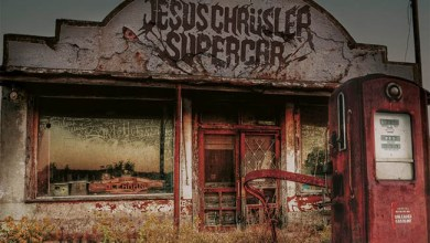 Photo of [CRÍTICAS] JESUS CHRÜSLER SUPERCAR (SWE) «35 supersonic» CD 2016 (SPV / Rodeostar)