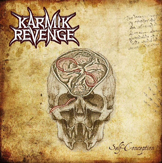 karmik revenge - self - web