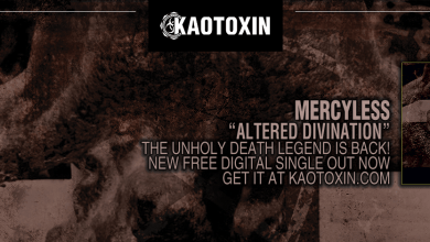 Photo of [NOTICIAS] La banda de culto dentro del death metal, MERCYLESS, sacan nuevo single