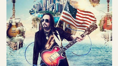 Photo of [CRÍTICAS] ACE FREHLEY (USA) «Origins Vol. 1» CD 2016 (SPV / Steamhammer)