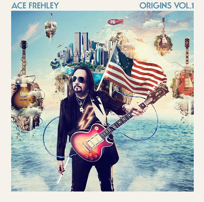 Ace Frehley - origins - web
