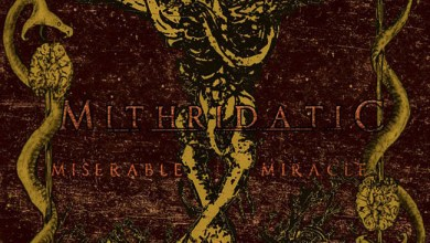Photo of [CRÍTICAS] MITHRIDATIC (FRA) «Miserable miracle» CD 2016 (Kaotoxin Records)