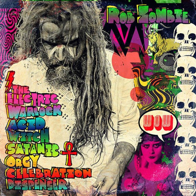 Rob zombie - electric - web