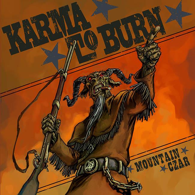 karma to burn - mountain - web