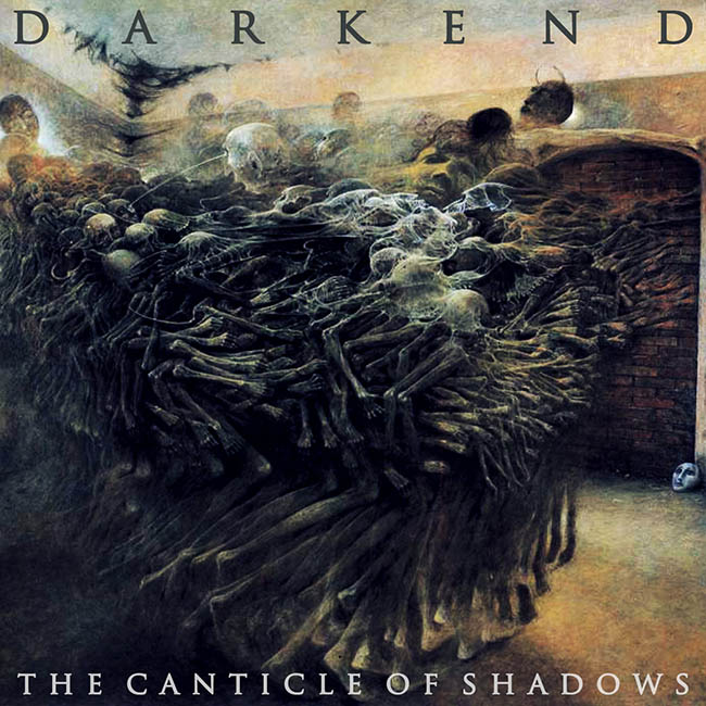 DARKEND - The Canticle Of Shadows - web