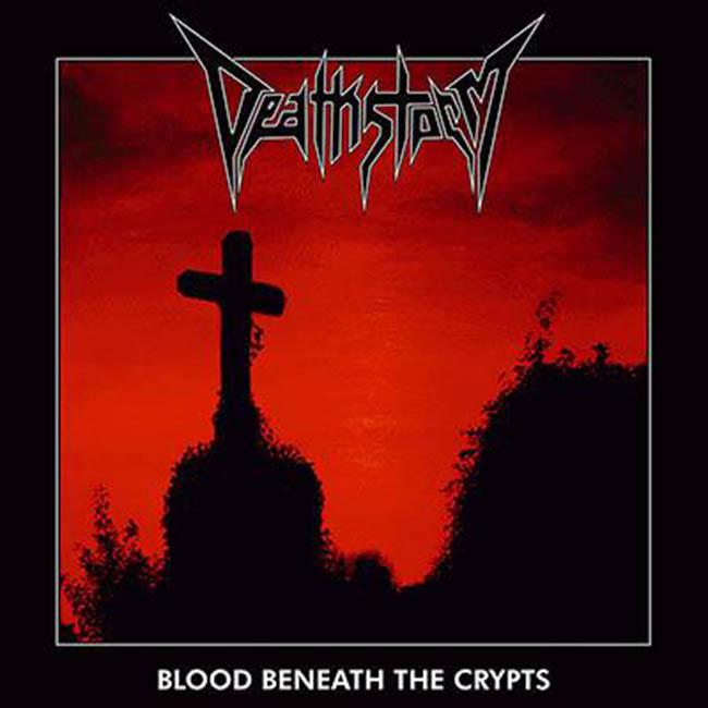 deathstorm - blood - mag