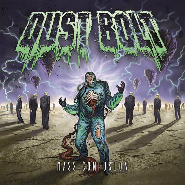 dus bolt - mass confusion - web