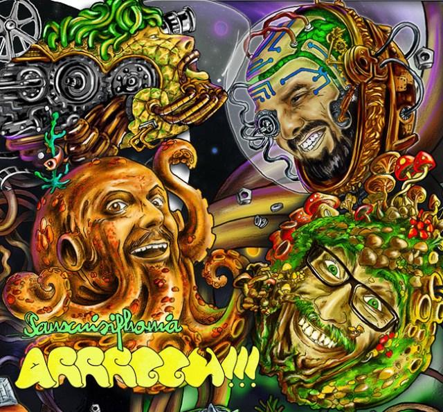 ARRRGGH cd