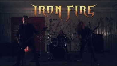 Photo of [VIDEOS] IRON FIRE (DNK) «Among the Dead» (Video clip)