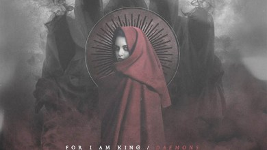 Photo of [CRÍTICAS] FOR I AM KING (NDL) «Daemons» CD 2016 (Redfield Records)