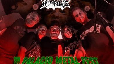 Photo of [NOTICIAS] NECROPHILIAC confirmados para la tercera edición del Palacio Metal Fest