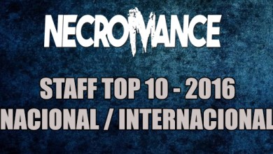 Photo of [NOTICIAS] El staff de Necromance Digital Magazine elige su TOP TEN del 2016