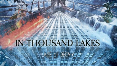 Photo of IN THOUSAND LAKES (ESP) «Age of decay» CD 2017 (Xtreem Music)