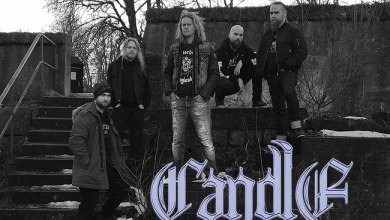 Photo of [NOTICIAS] La banda sueca de heavy metal CANDLE fichan por Fighter Records