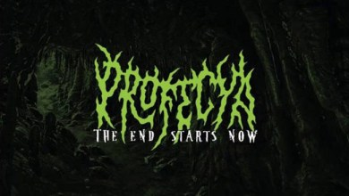 """Photo of [CRÍTICAS] PROFECYA (ESP) """"The end starts now"""" CD EP 2016 (Base Record Production)"""