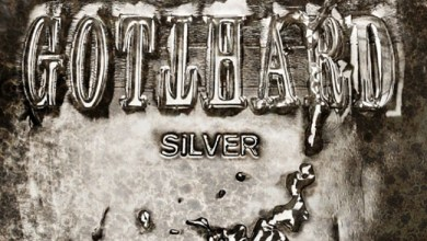 "Photo of GOTTHARD (SWI) ""Silver"" CD 2017 (PIAS Records)"