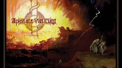 "Photo of APOSTATE VIATICUM (IRL) ""Before the gates of Gomorrah"" CD 2017 (Invictus productions)"