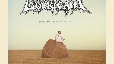 """Photo of LUBRICANT (FIN) """"Swallow this"""" CD 2017 (Svart records)"""