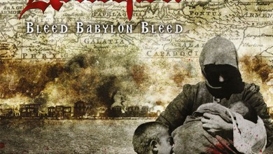 "Photo of REFLECTION (GRC) ""Bleed babylon bleed"" CD 2017 (Pitch Black Records)"