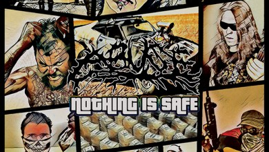 Photo of ABUSE (CAN) «Nothing is safe» CD 2017 (Comatose Music)
