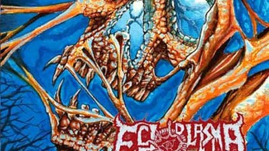 Photo of ECTOPLASMA (GRC) «Skeletal lifeforms» CD EP 2017 (Repulsive echo)