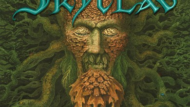 Photo of SKYCLAD (GBR) «Forwards into the past» CD 2017 (Listenable records)