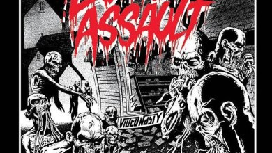 Photo of ZOMBIE ASSAULT (CAN) «Video Nasty» CD 2017 (Ecletic Productions)