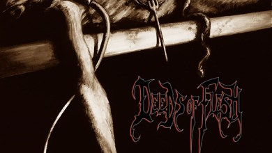 "Photo of DEEDS OF FLESH (USA) ""Trading pieces"" (Repulse Records, 1996)"