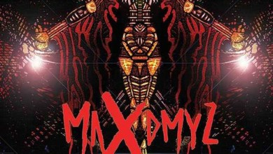 "Photo of MAXDMYZ (GBR) ""Alchemical metal"" CD EP 2017 (Renegade Records)"