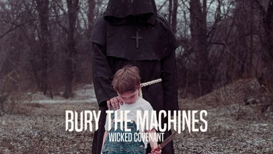 Photo of BURY THE MACHINES (USA) «Wicked covenant» CD EP 2017 (Midnite collectives)