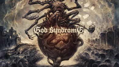 Photo of GOD SYNDROME (RUS) «Controverse» CD 2016 (Mazzar Records)