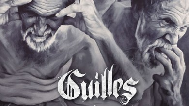 Photo of GUILLES (ESP) «Harvest of grey days» CD 2017 (Maldito records)