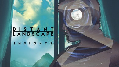 Photo of DISTANT LANDSCAPE (ITA) «Insights» CD 2017 (Sliptrick Records)