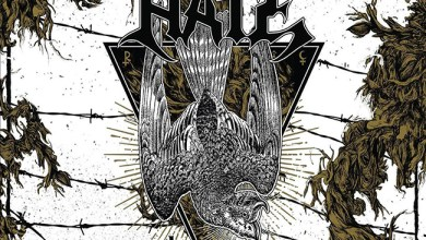 "Photo of HATE (POL) ""Tremendum"" CD 2017 (Napalm Records)"