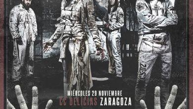Photo of Nuevas fechas de LACUNA COIL en Zaragoza, Sevilla y Murcia tras su exitosa última gira (Madness Live!)