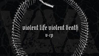 Photo of VIOLENT LIFE VIOLENT DEATH (USA) «V-EP» CD EP 2017 (Autoeditado)